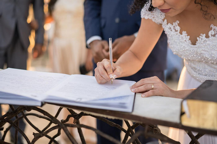 Requisitos para obtener el certificado de matrimonio gratis