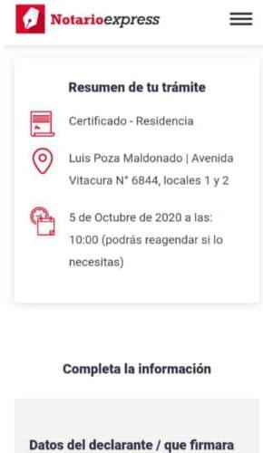 obtener certificado de residencia